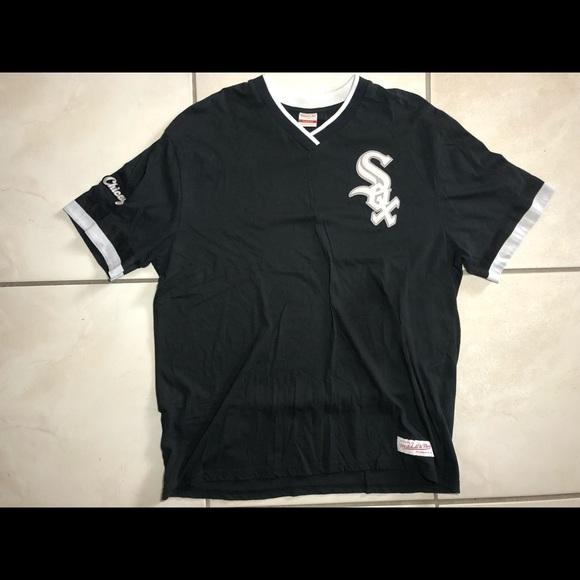 d9d38bd4 White Sox Mitchell & Ness T-Shirt